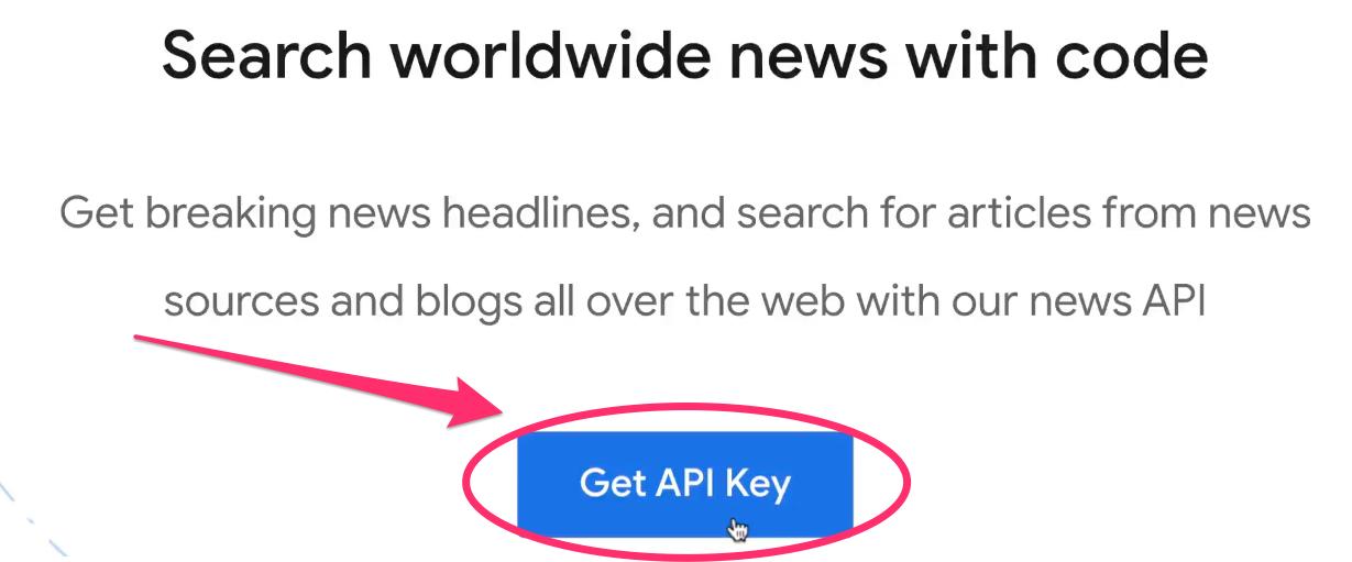 API App News API