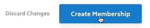 Memberstack create membership
