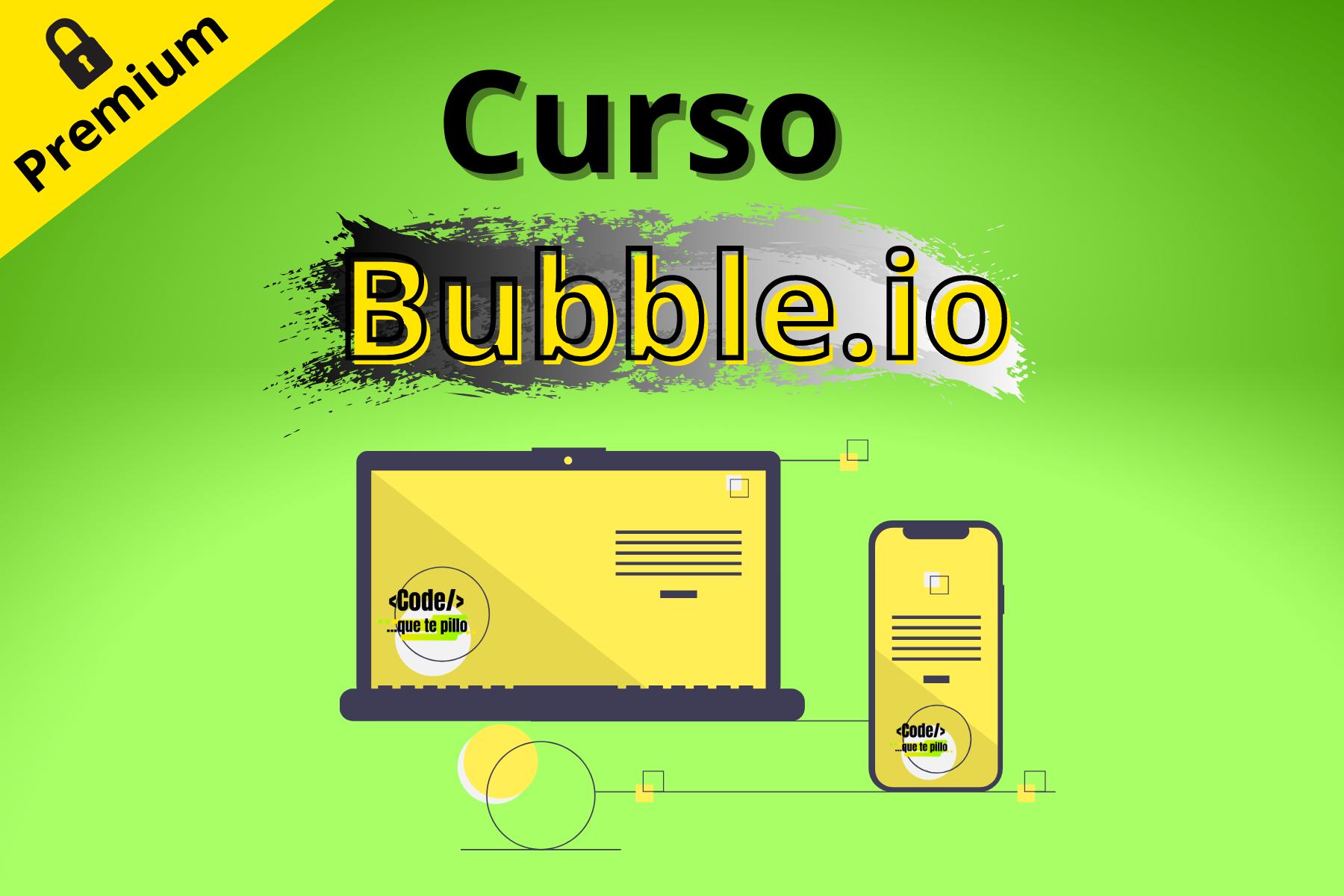 Curso Básico de Bubble.io