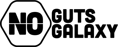 No Guts No Galaxy Logo