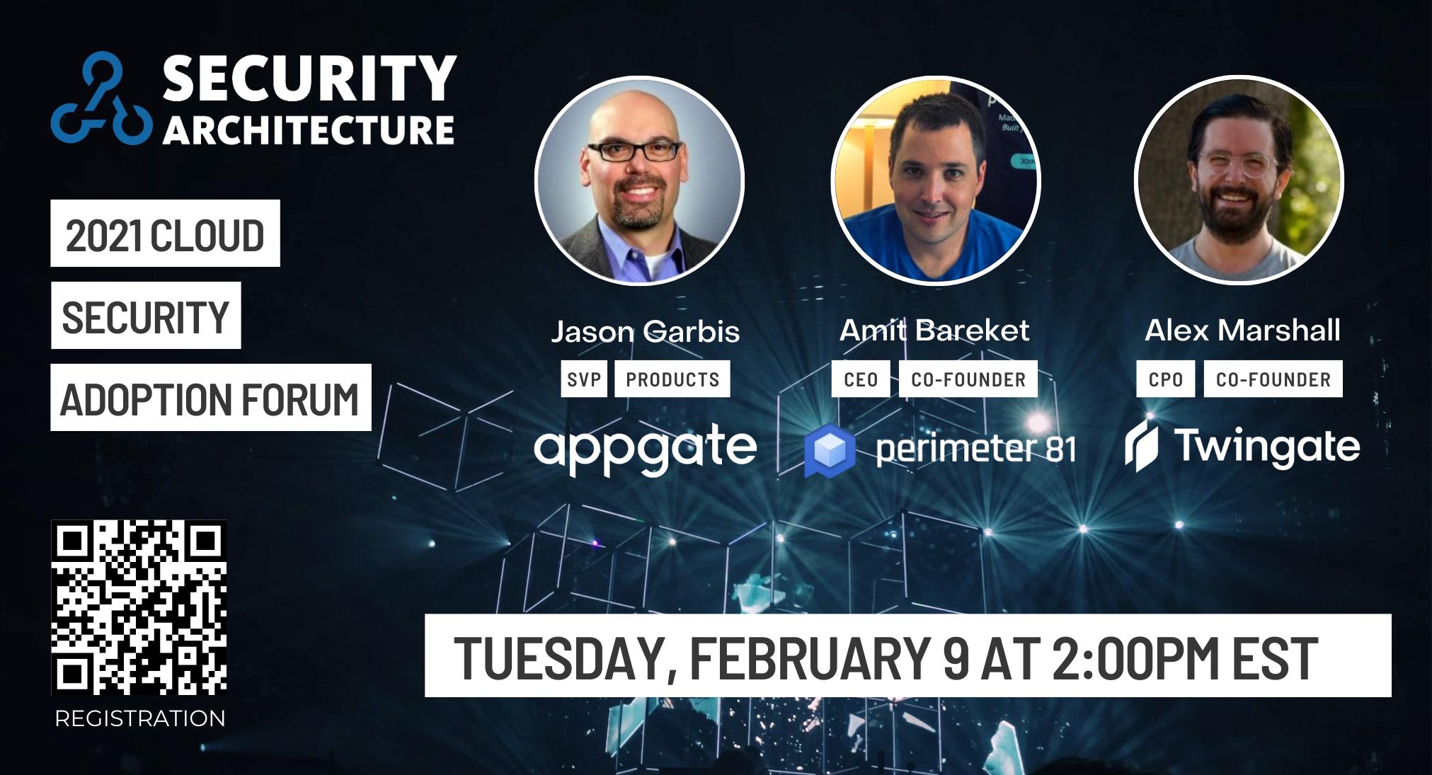 Cloud Security Adoption 2021 - SASE