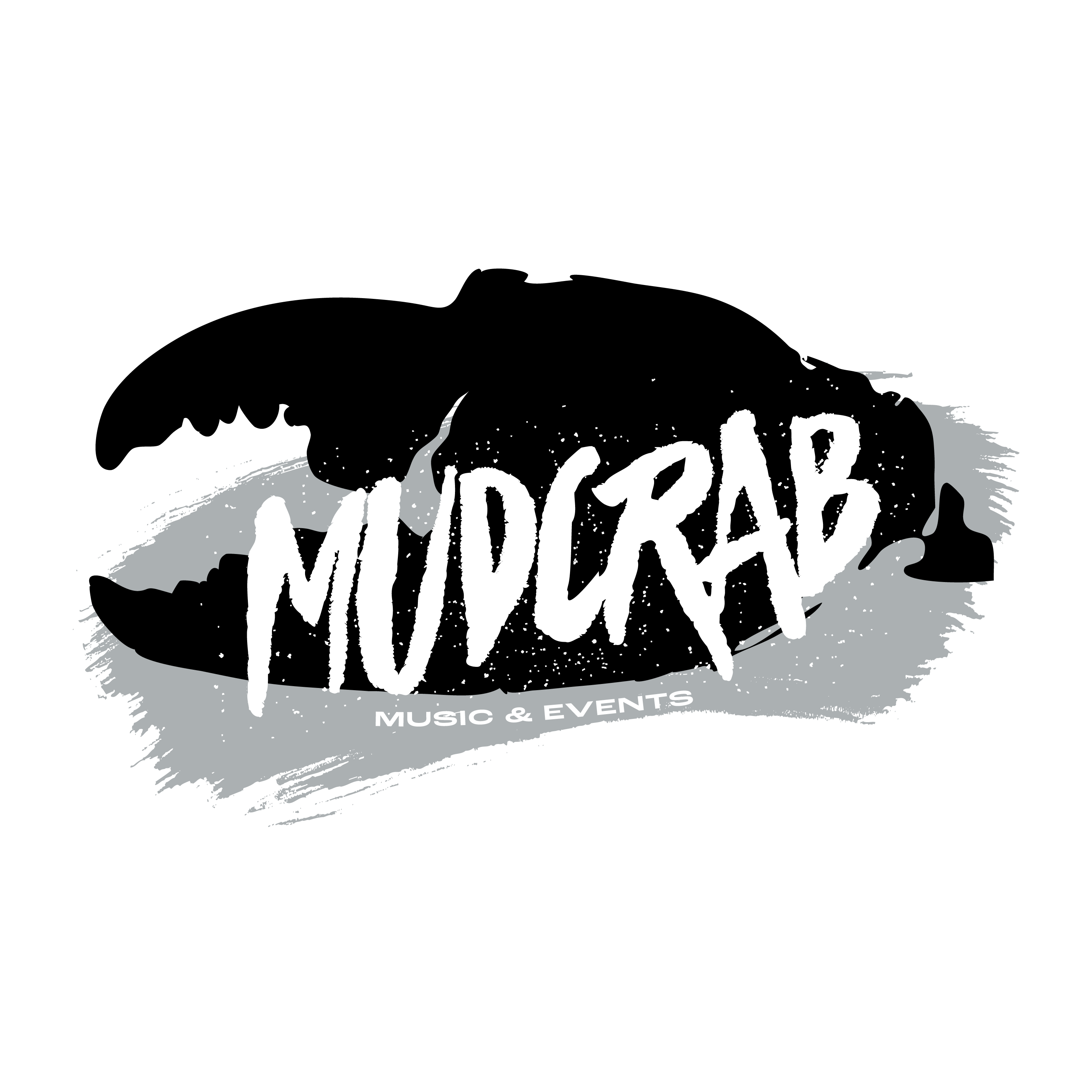 Mudcrab Music & Events Logo