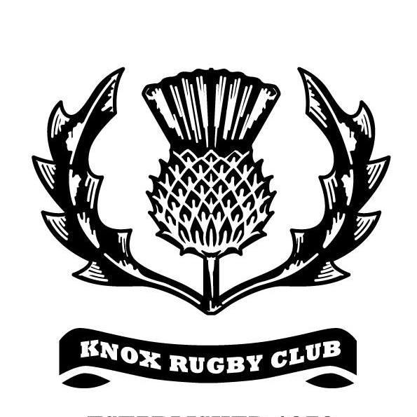 Knox Old Boys Rugby Club Logo | Mudcrab Music & Events