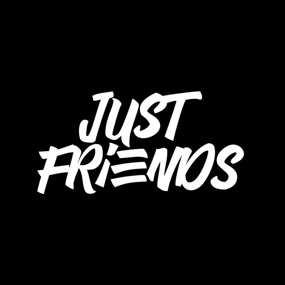 Just Friends Events Sydney Logo | Mudcrab Music & Events