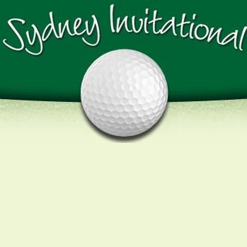 Meriton Sydney Invitational Golf Logo | Mudcrab Music & Events
