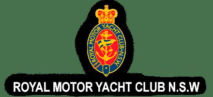 Royal Motor Yacht Club Logo | Mudcrab Music & Events