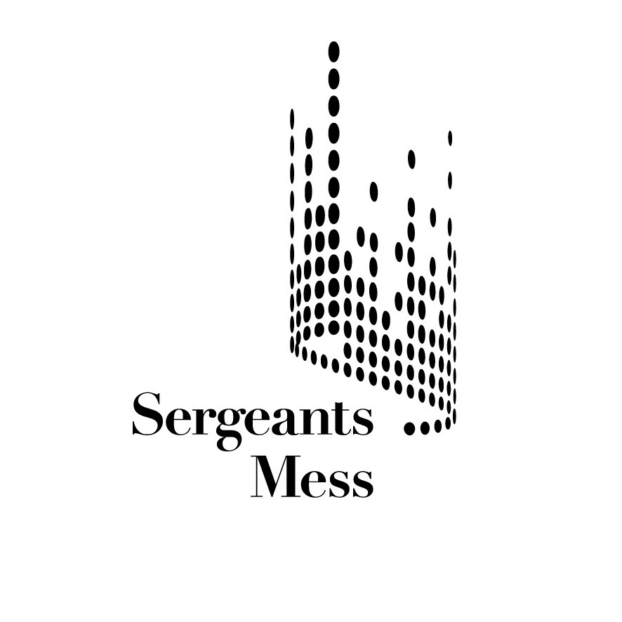 Sergeants Mess Logo | Mudcrab Music & Events
