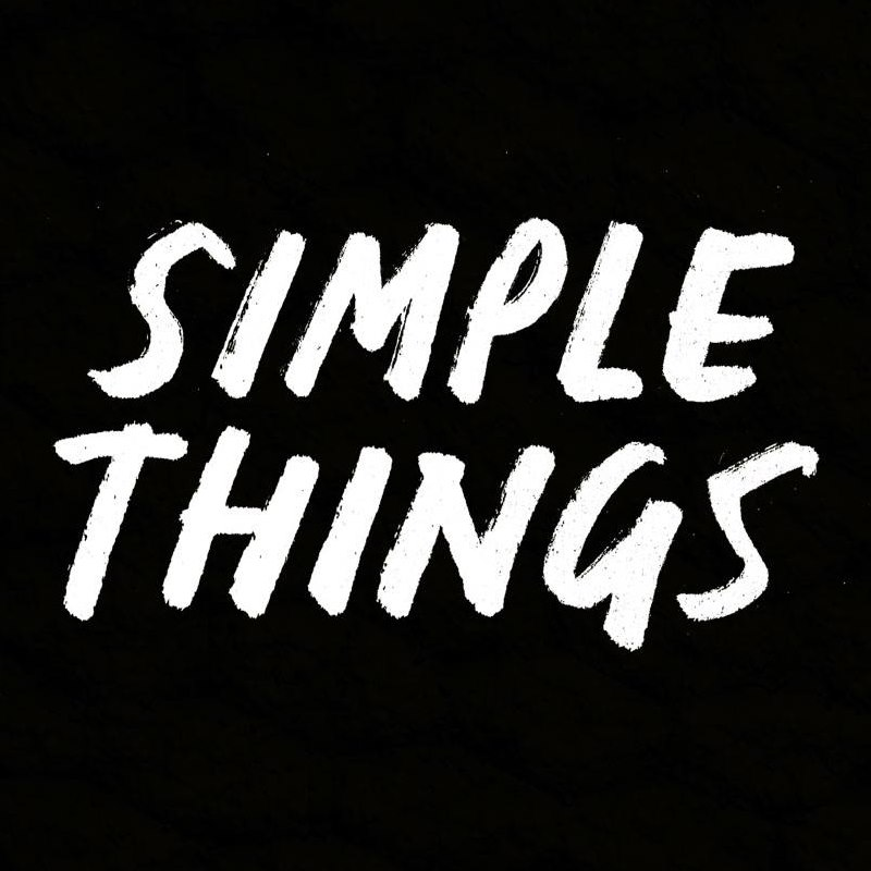 Simple Things Events Logo | Mudcrab Music & Events