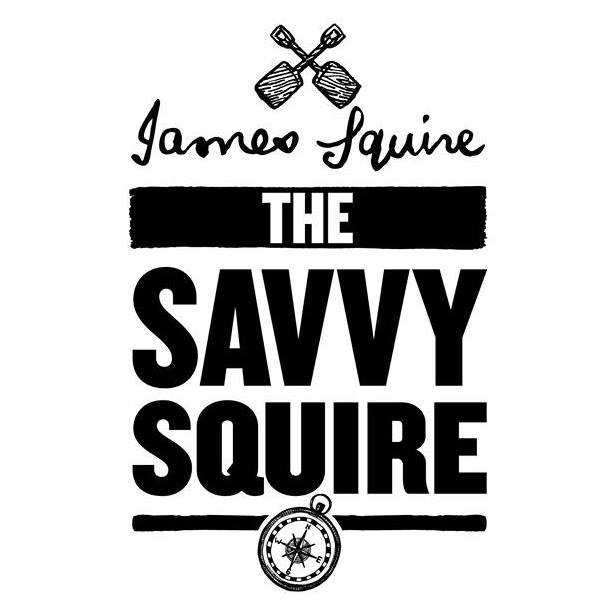 The Savvy Squire Logo | Mudcrab Music & Events