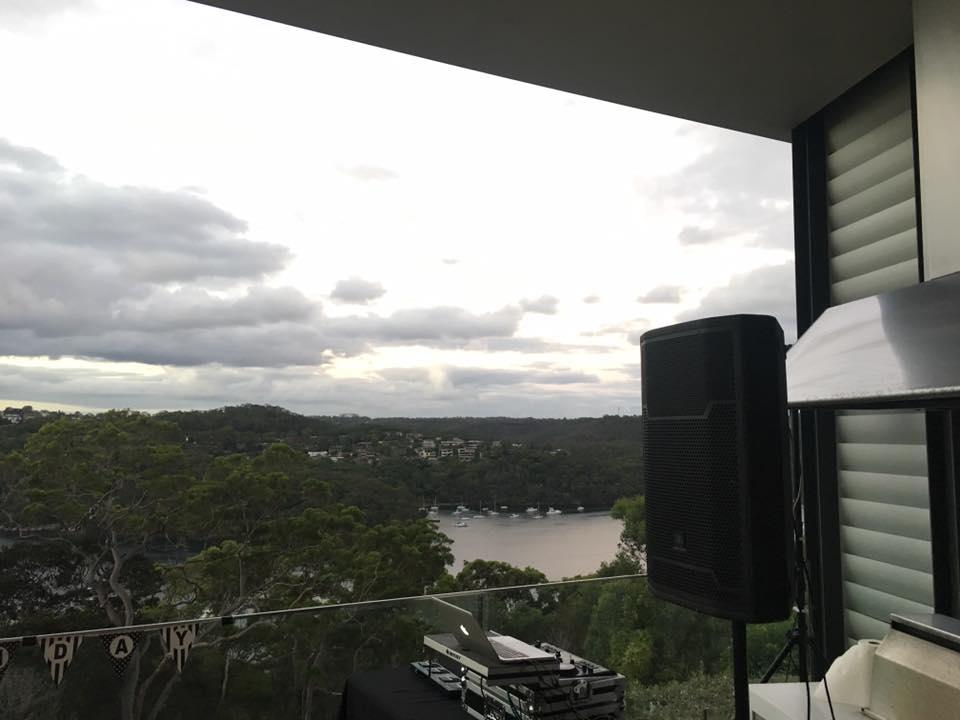 Speaker Hire Mudcrab Music & Events AV Hire