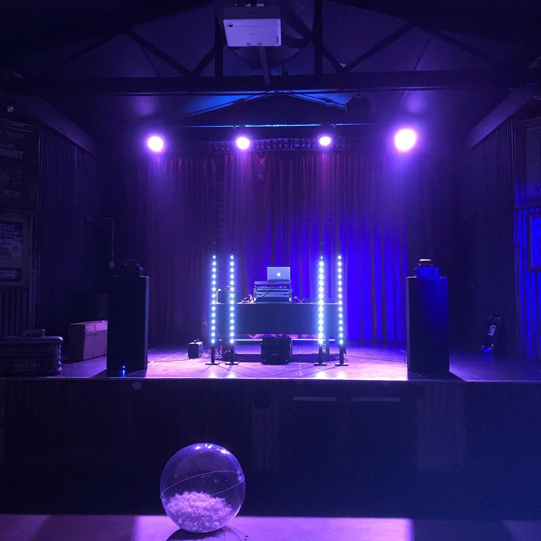Aussie World Mudcrab Music & Events AV Hire