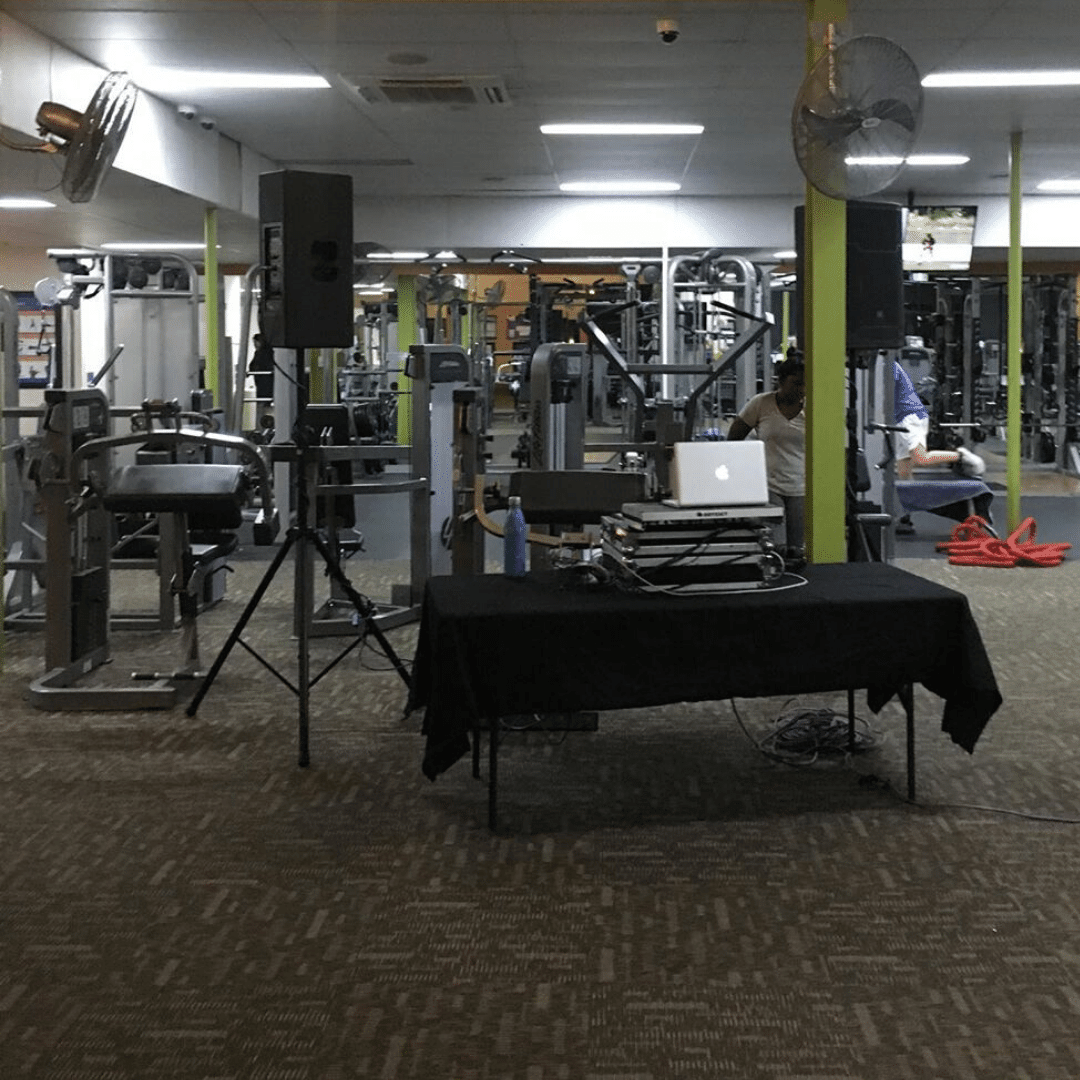Anytime Fitness Currimindi Mudcrab Music & Events