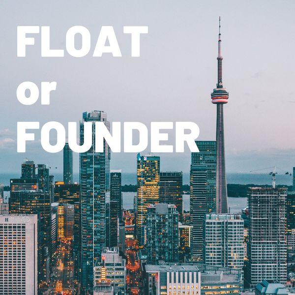 float or founder album art