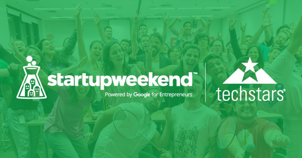 techstars startupweekend logo