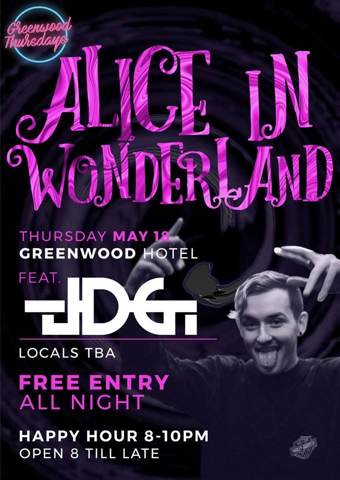 JDG Alice in Wonderland