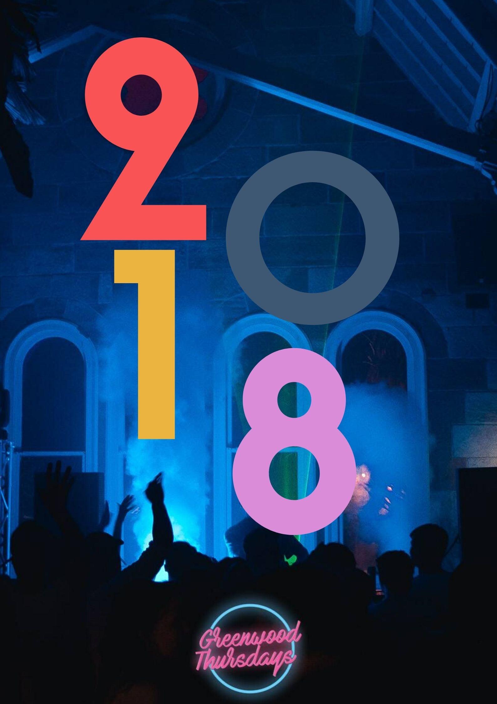 2018 Greenwood Thursdays North Sydney
