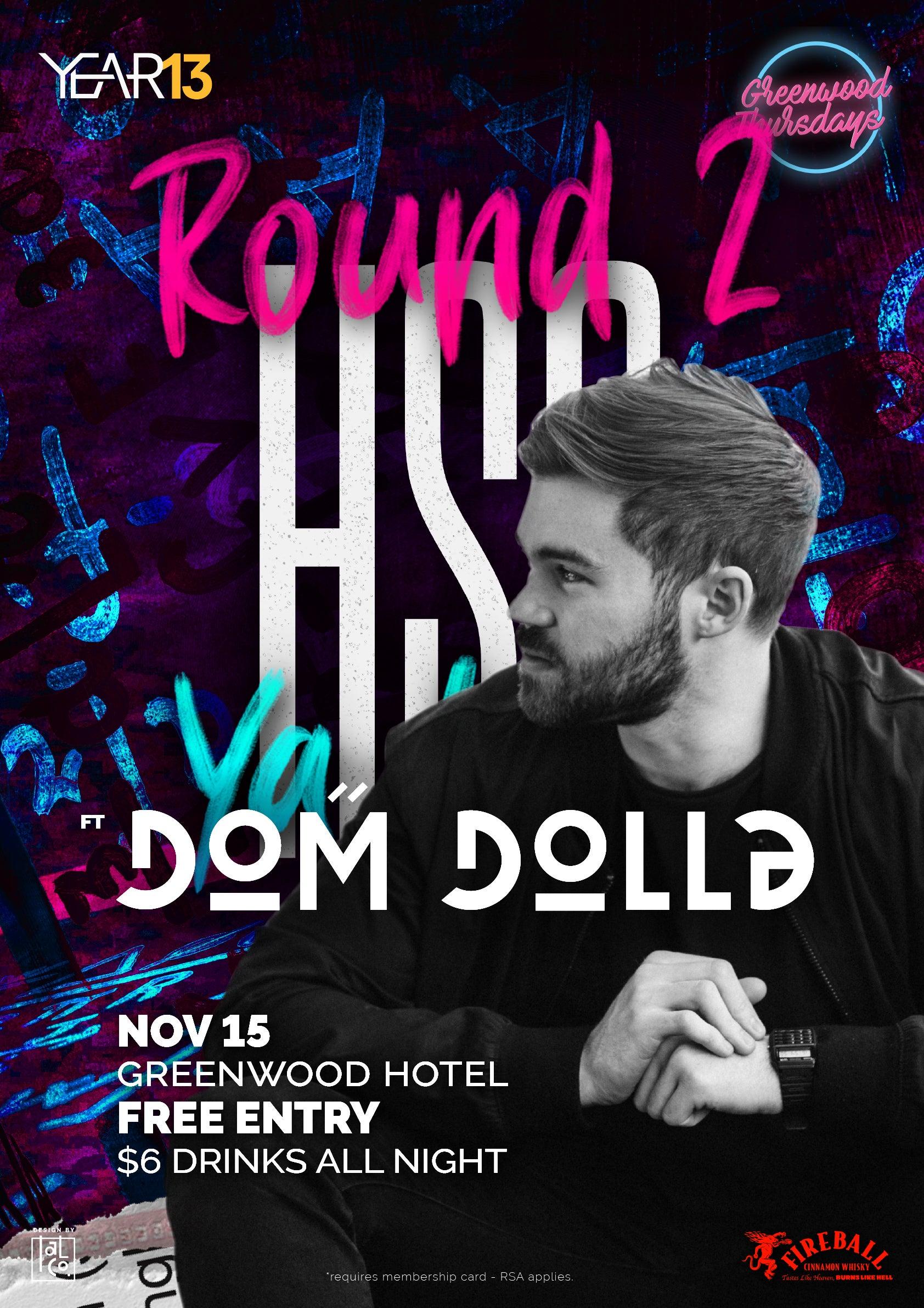 Dom Dolla DJ Set Greenwood Thursdays North Sydney