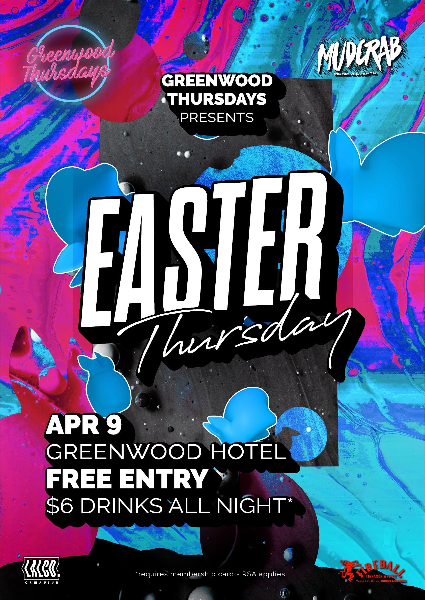 Easter Thursday Greenwood Thursdays North Sydney