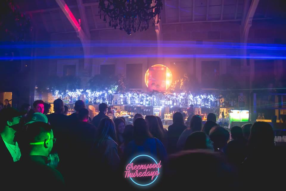Laser Greenwood Thursdays North Sydney