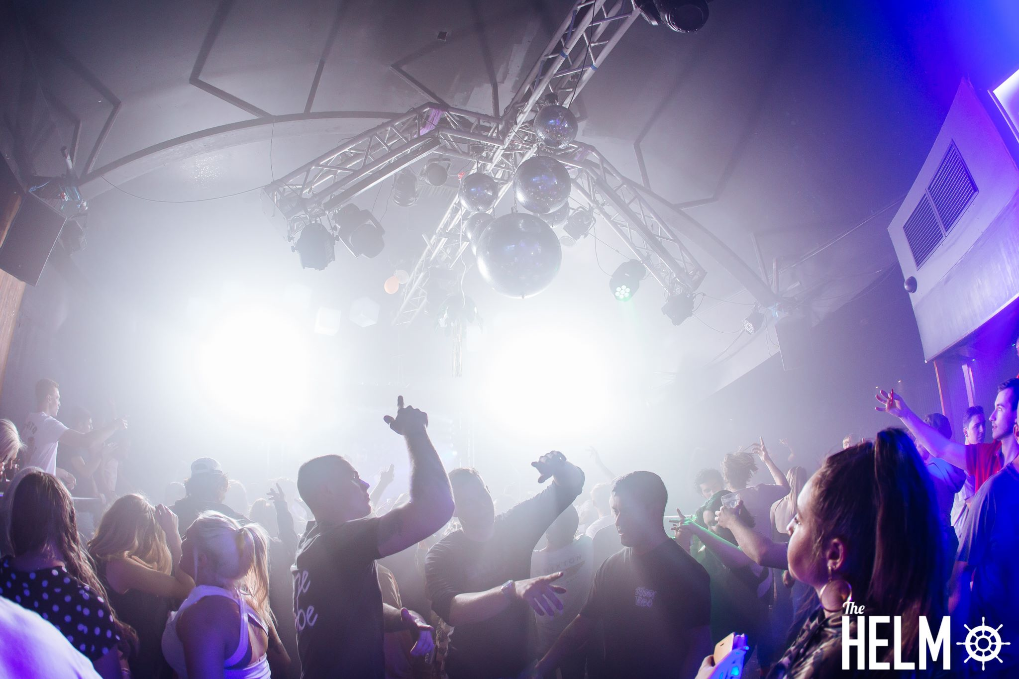 Helm nightclub in Mooloolaba