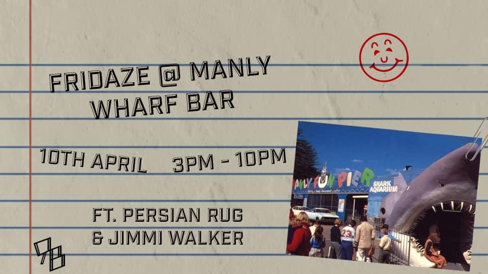 Manly Wharf Bar Hotel DJs Rock Bottom Events - Sydney
