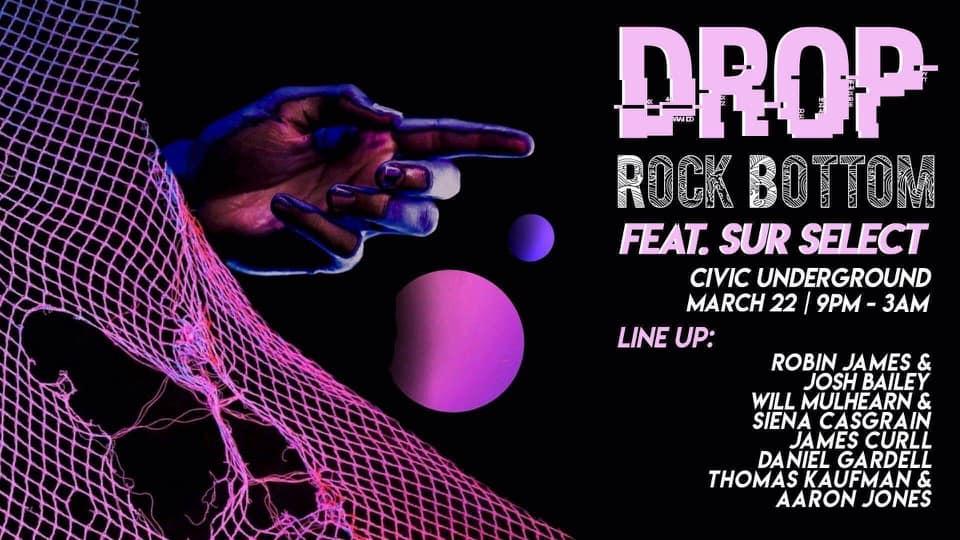 Civic Underground Rock Bottom Events - Sydney