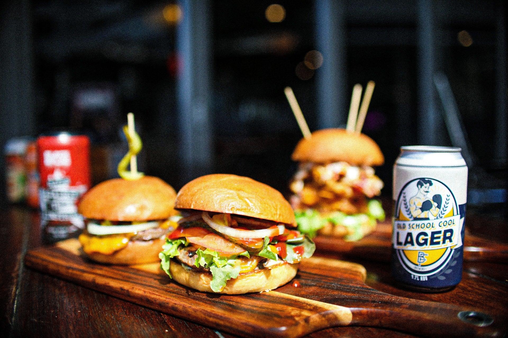 Burger Combo Goodbar Mooloolaba