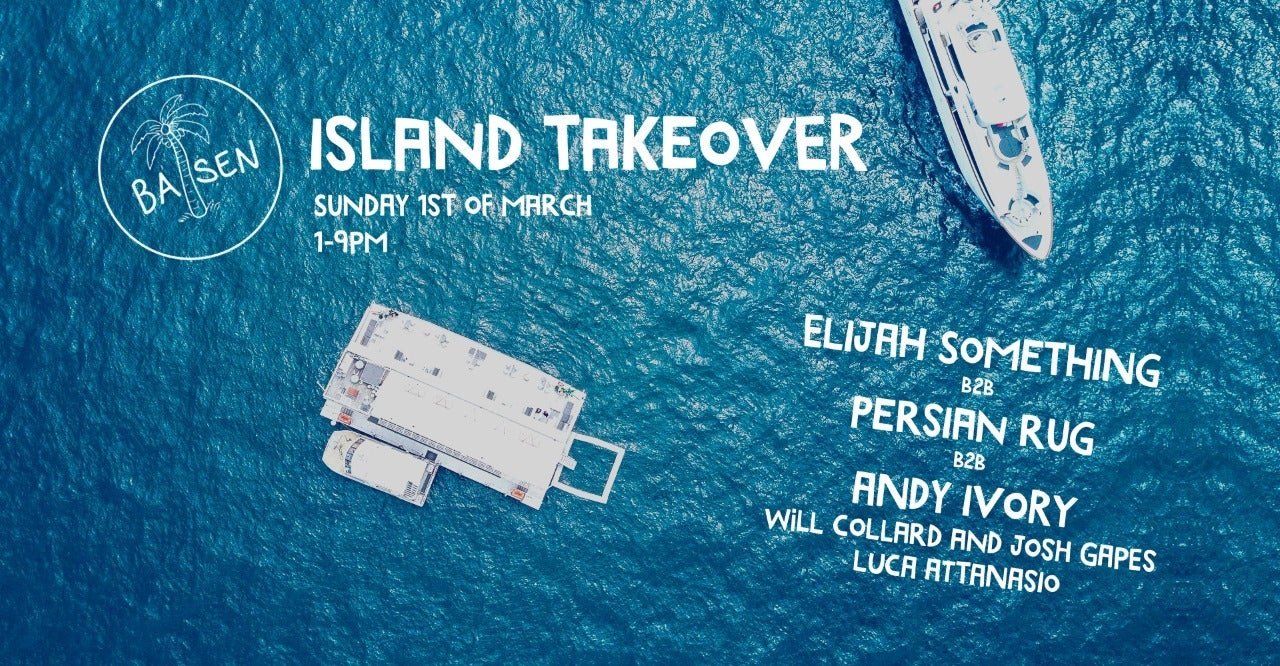 Basen Island Takeover Elijah Something Persian Rug Andy Ivory