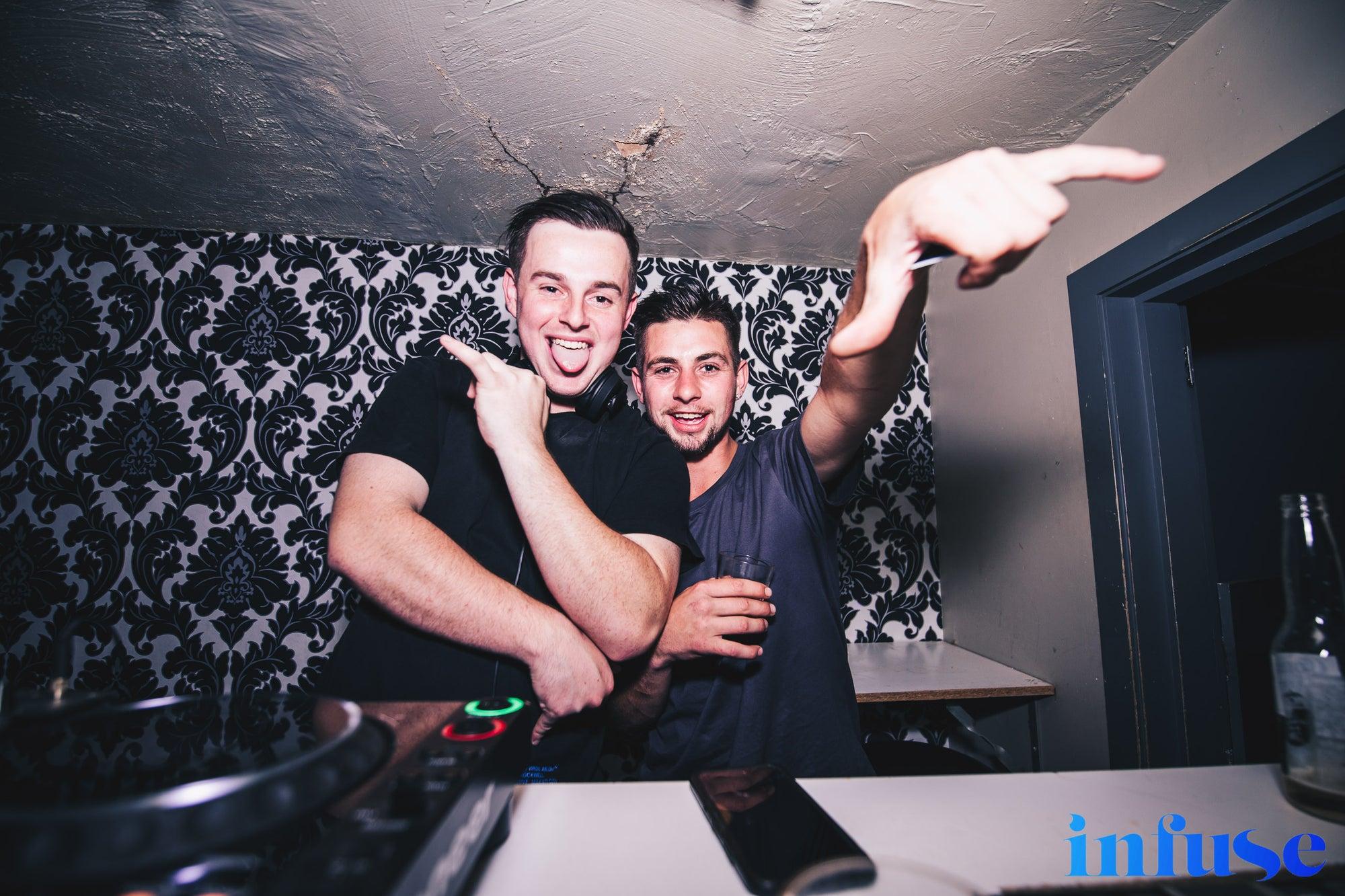Ryan Kirk Infuse Fridays - Infuse Nightclub.