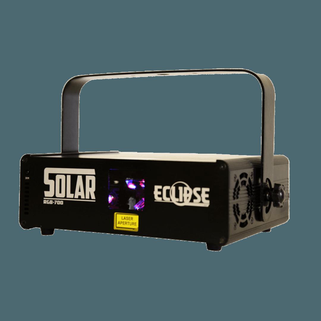 Solar Eclipse Laser