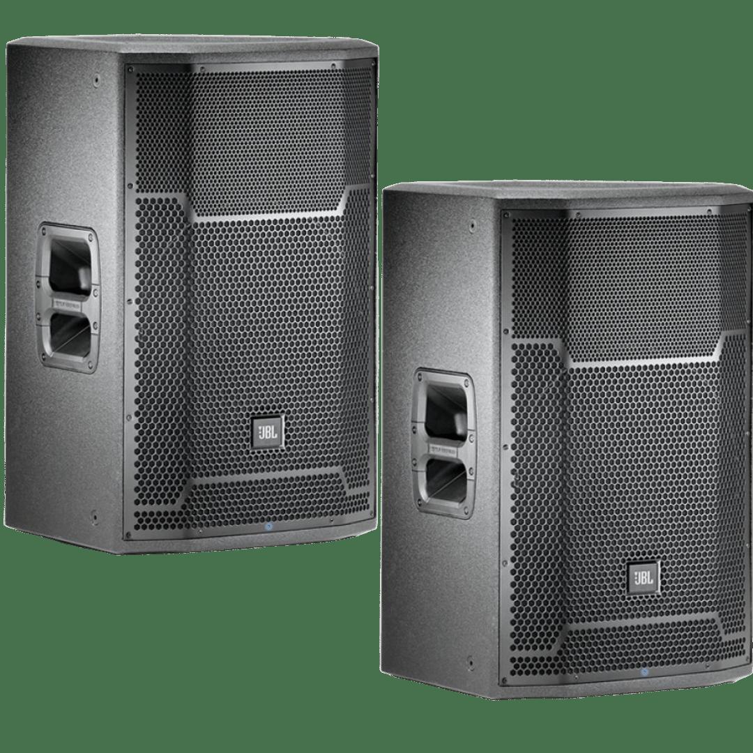 15 Inch JBL PRX Speaker (Pair)