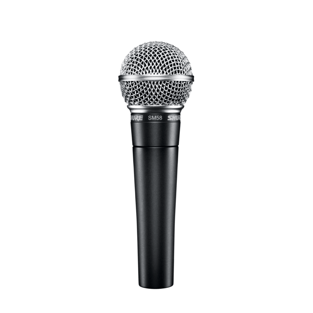 Shure SM58 Wired Microphone