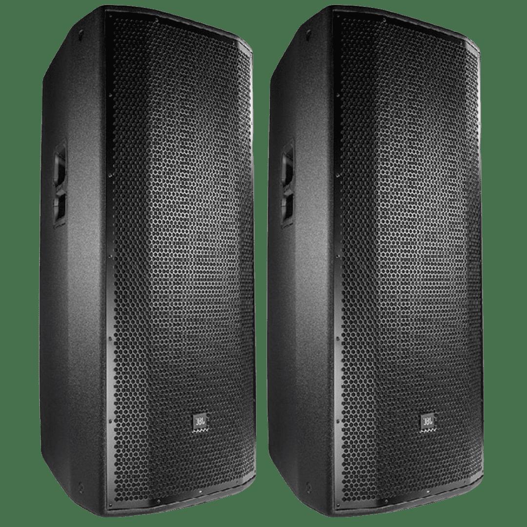 JBL PRX 825 Speaker Pair