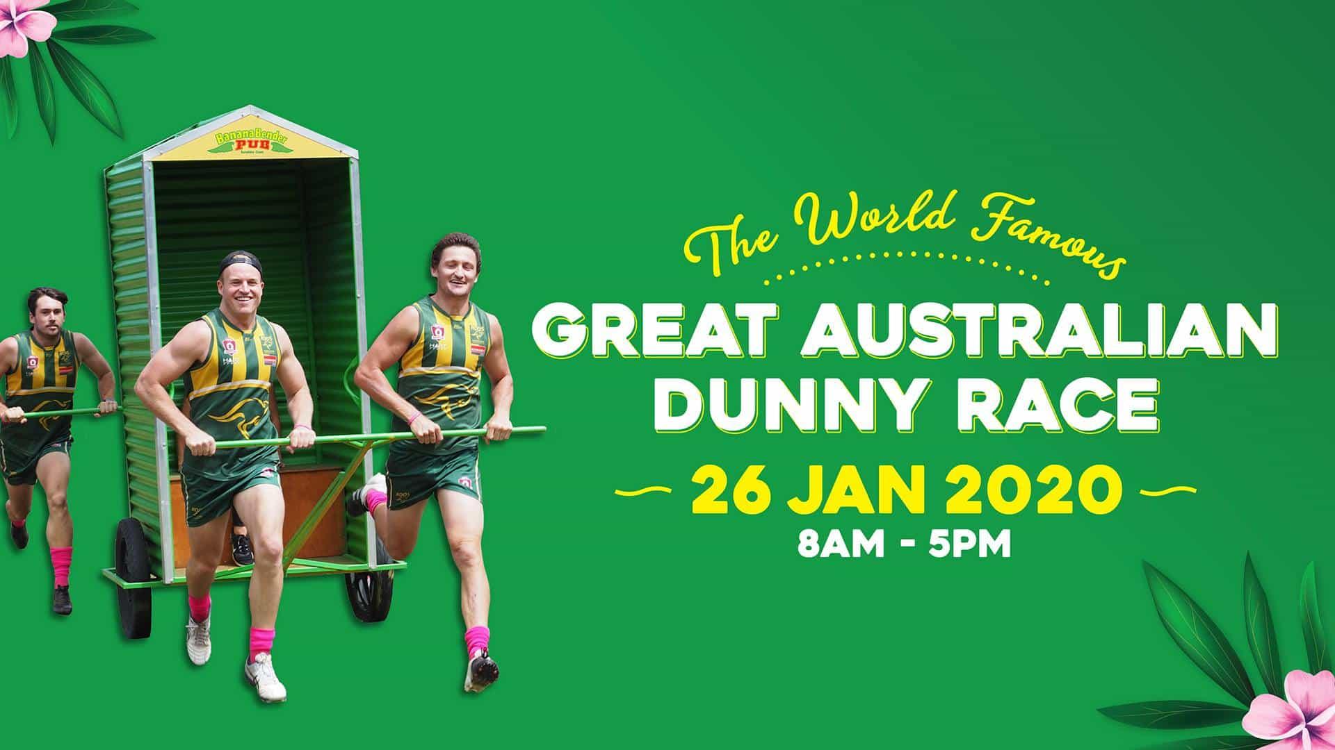 Great Australian Dunny Race