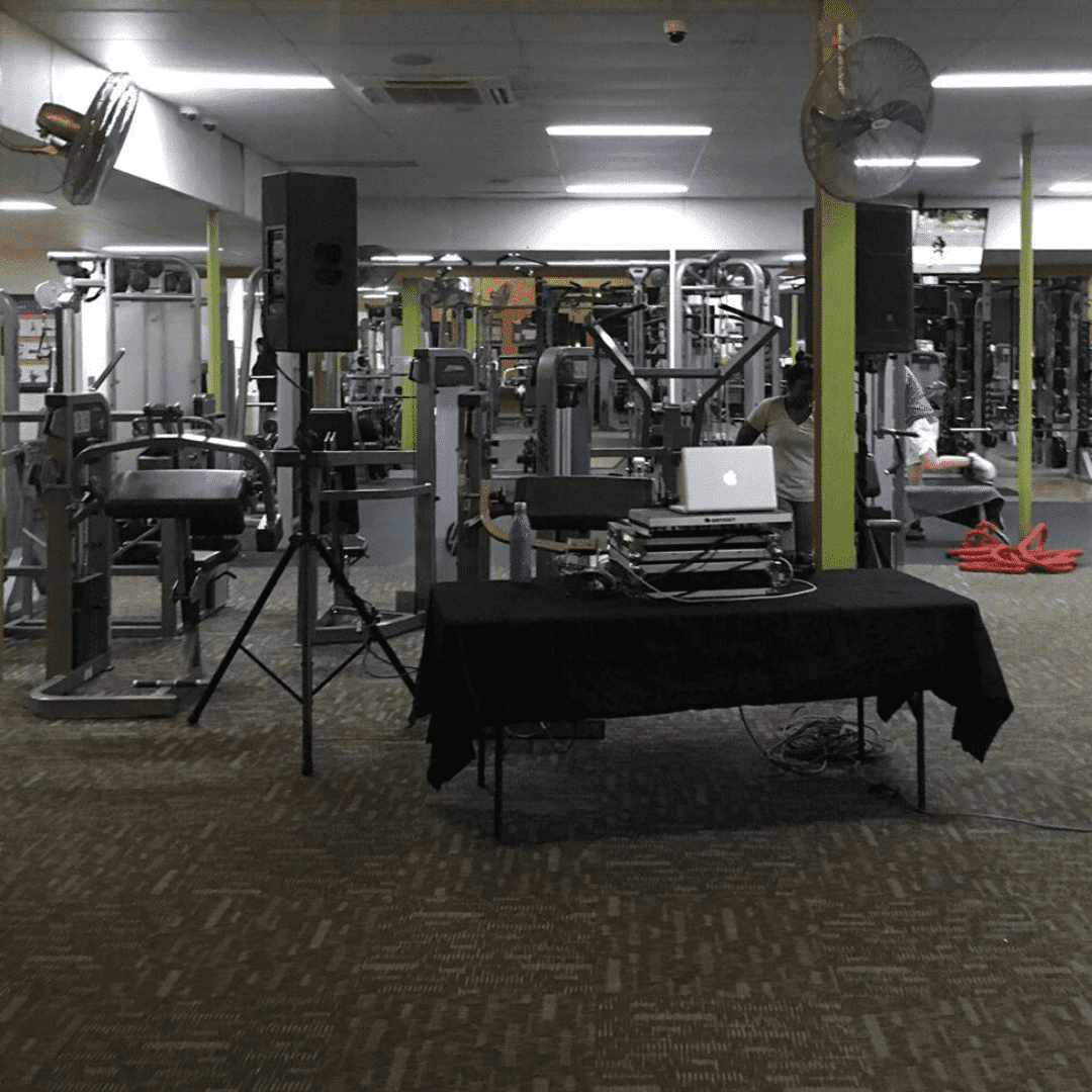Anytime Fitness Currimundi | AV Hire