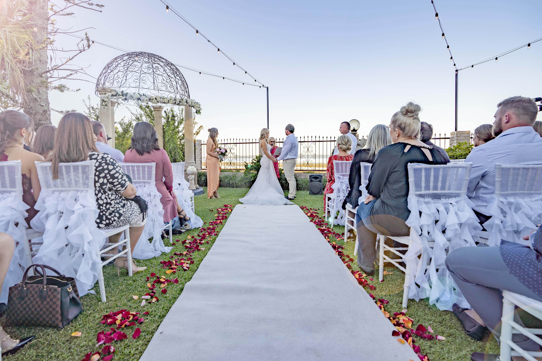 Moonset Media Wedding Setup
