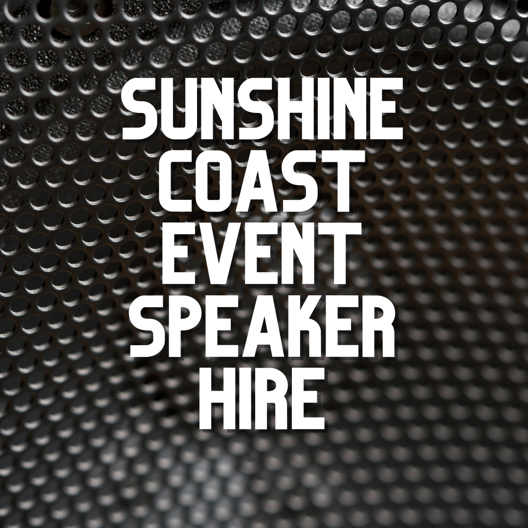 Sunshine Coast Event Speaker Hire
