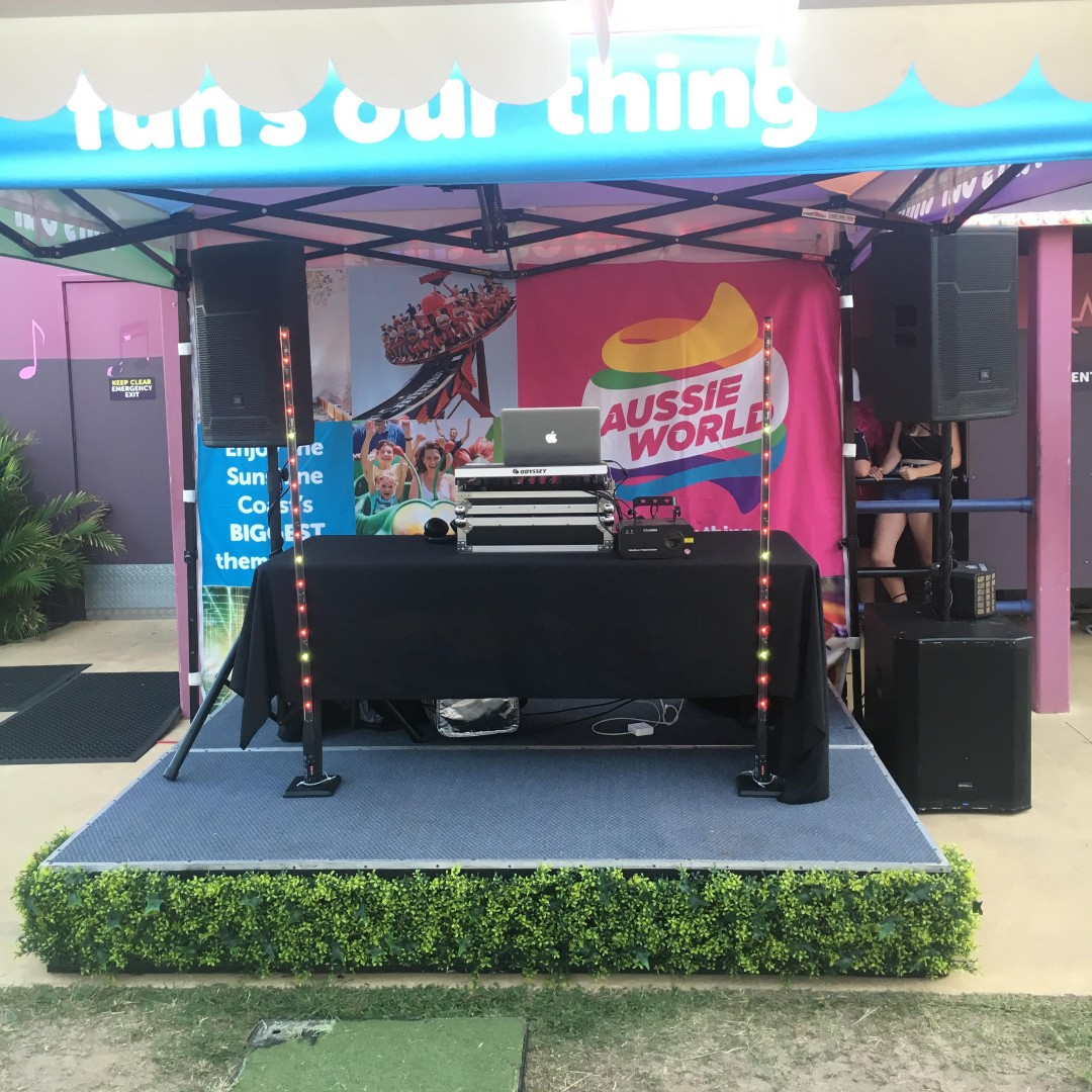 Aussie World Summer Beach Party | AV Hire