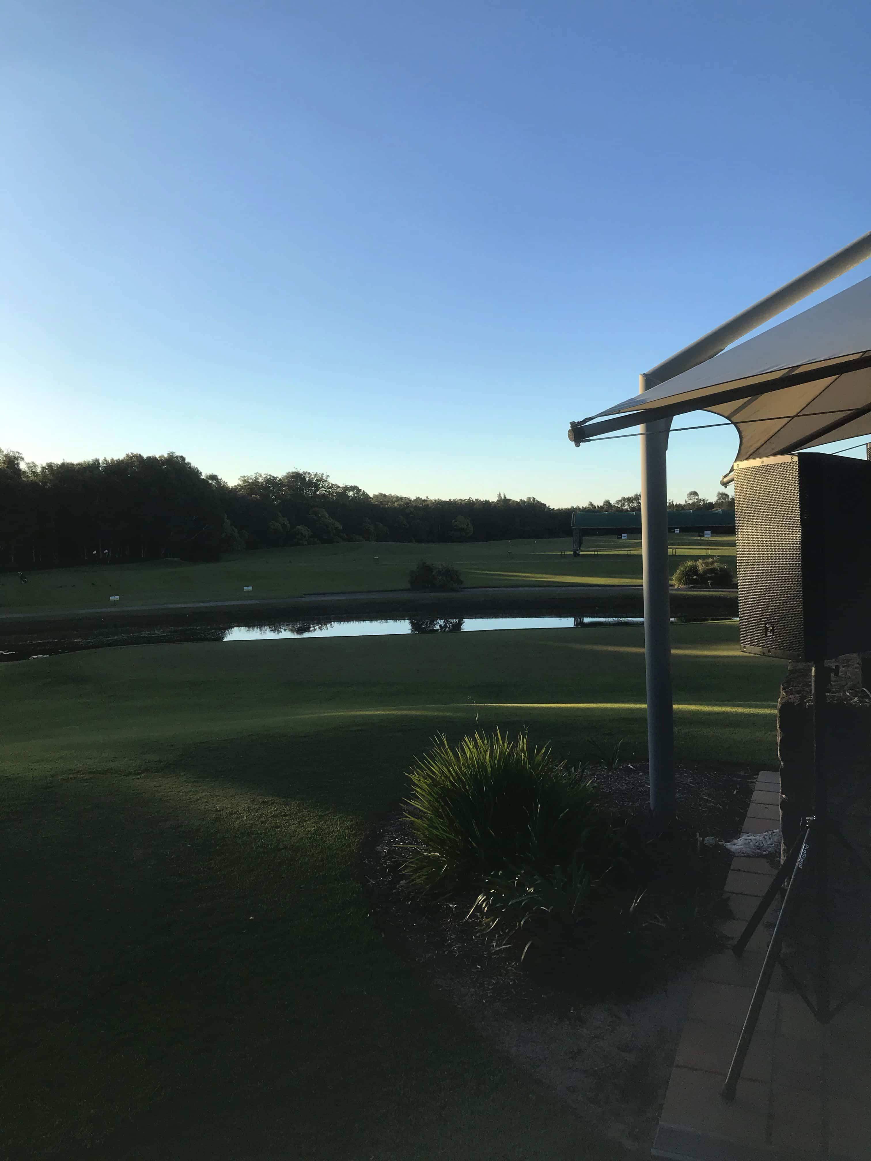 Pelican Waters Golf Long Drive Tournament PA | AV Hire