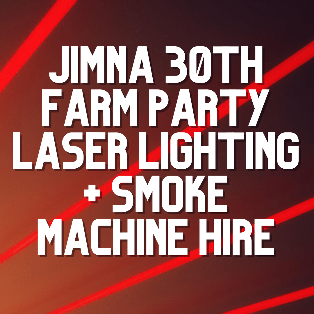 Jimna Farm Party | AV Hire