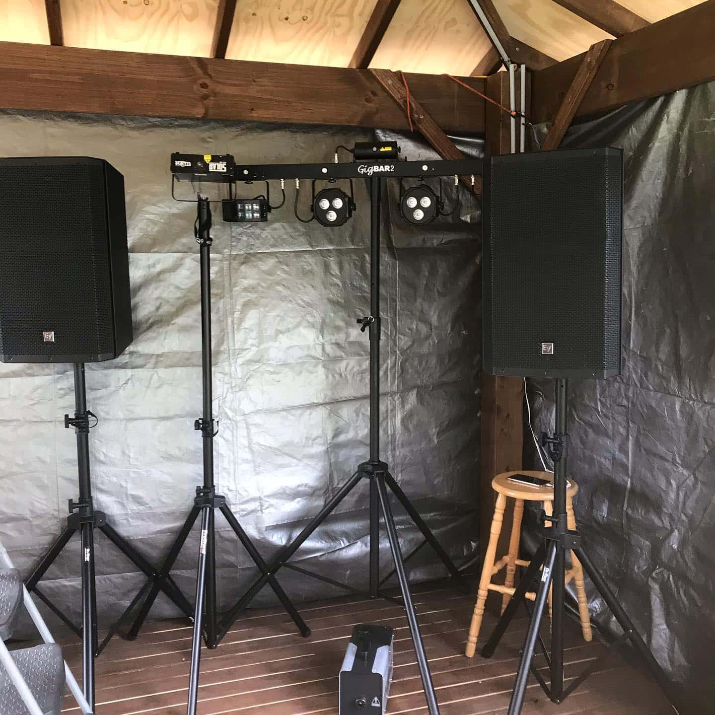 Beerwah 20th Birthday House Party | AV Hire