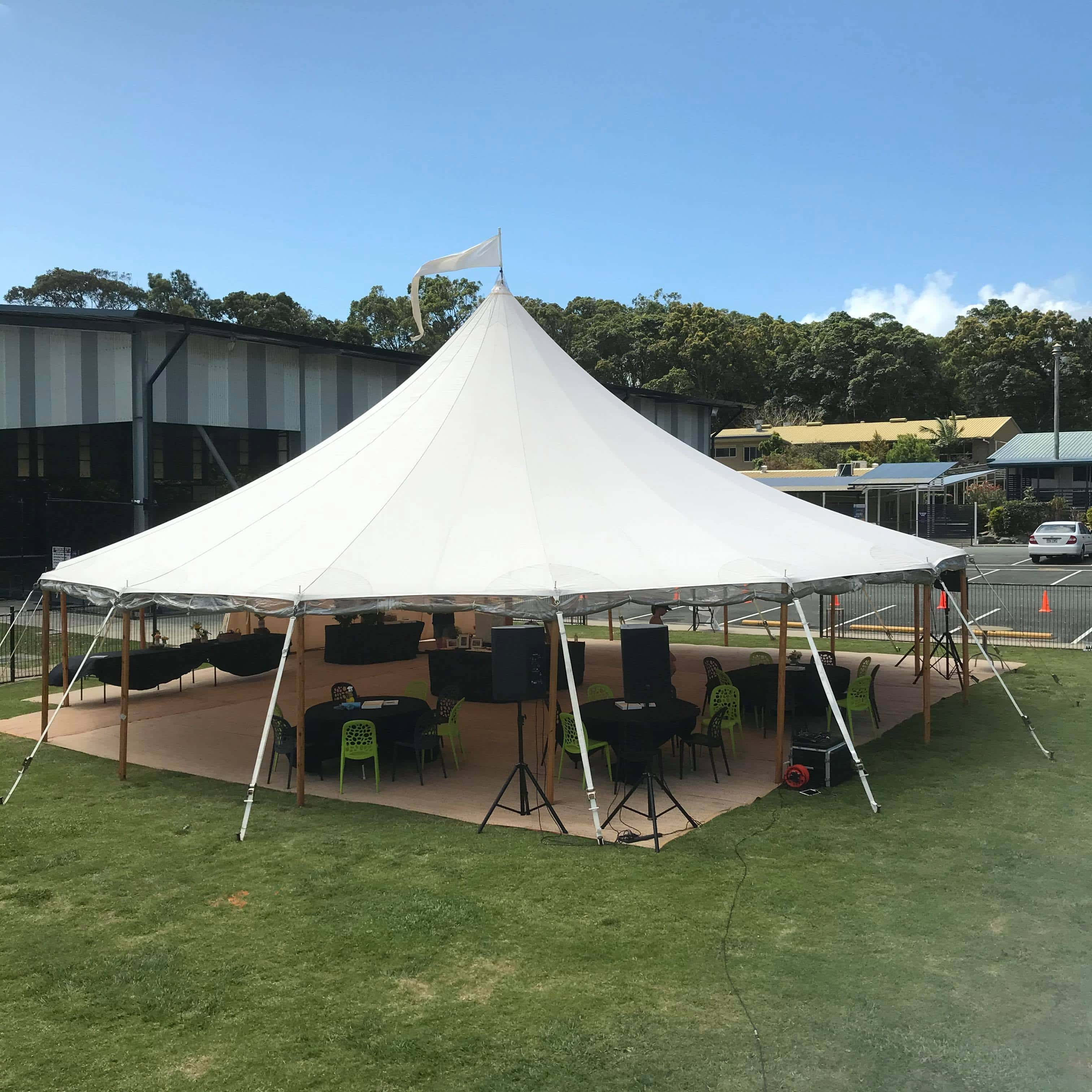 Caloundra Wedding Sound & Lighting Setup | AV Hire