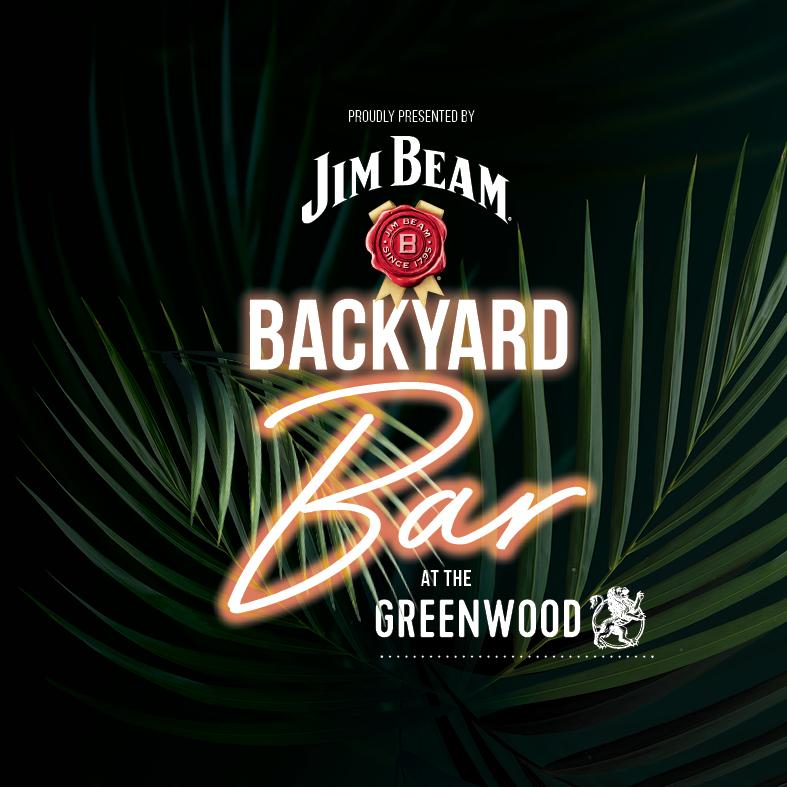 Jim Beam Backyard Bar - Greenwood Hotel