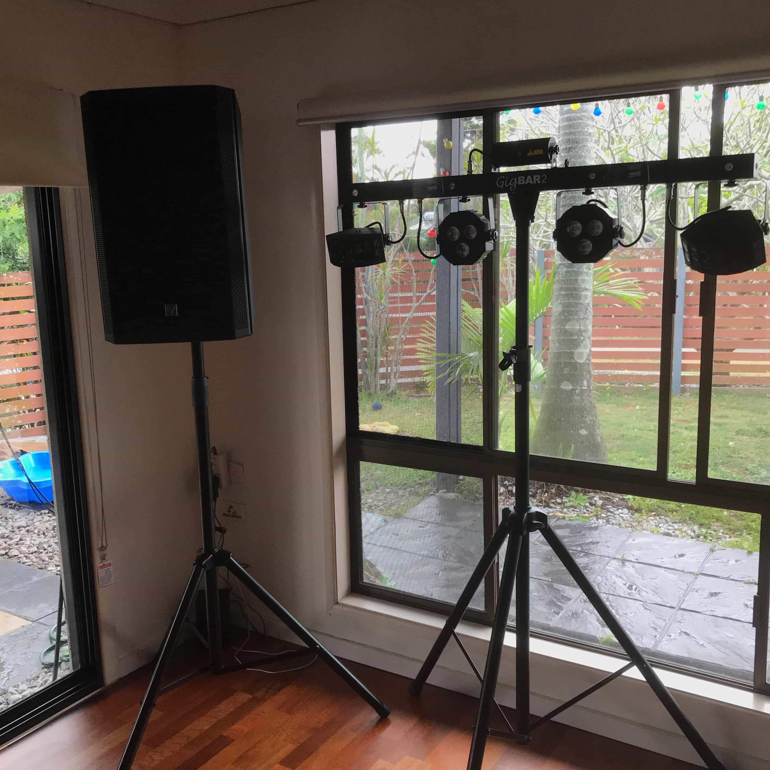 Mooloolaba 20th Birthday House Party | AV Hire