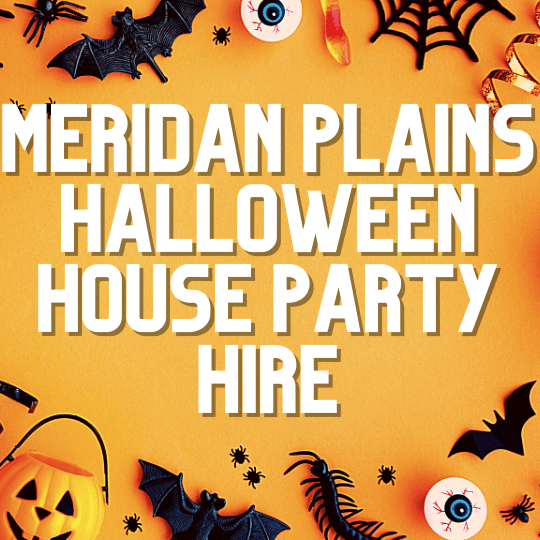 Meridan Plains Halloween Party | AV Hire