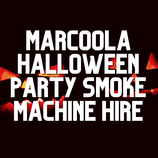 Marcoola House Party Smoke Machine | AV Hire
