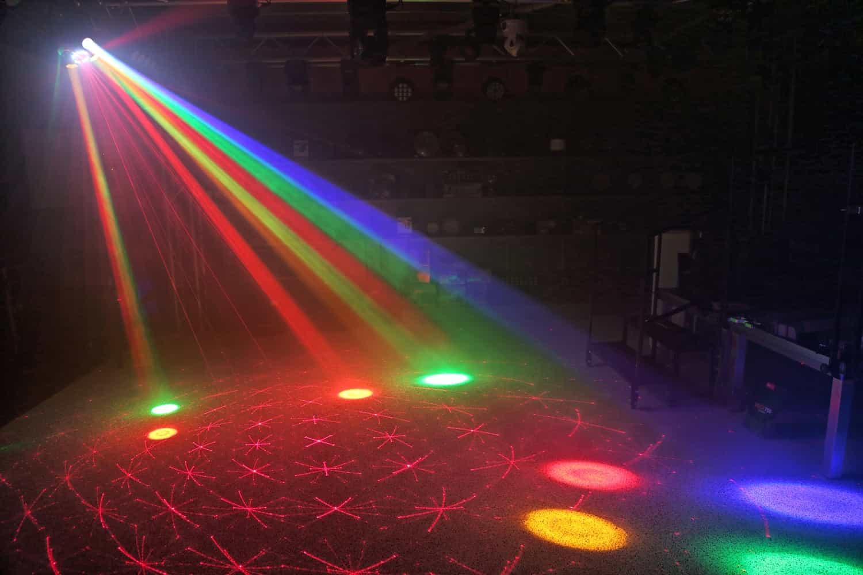 Multitrix Effect Light