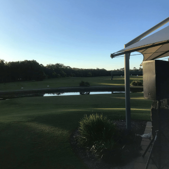 Pelican Waters Golf Long Drive Tournament PA | AV Hire