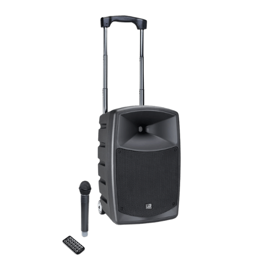 Battery Powered PA Speaker