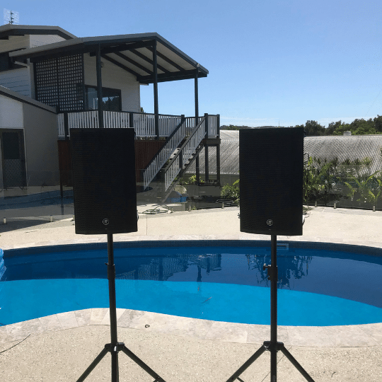 Noosa Heads 40th Birthday | AV Hire